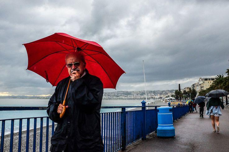 Pendant la pluie   Rudy Boyer