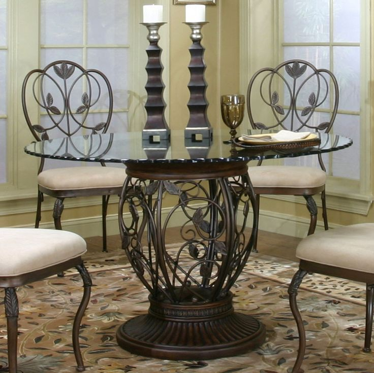 Round Glass Pedestal Coffee Table: 17 Best Ideas About Pedestal Table Base On Pinterest