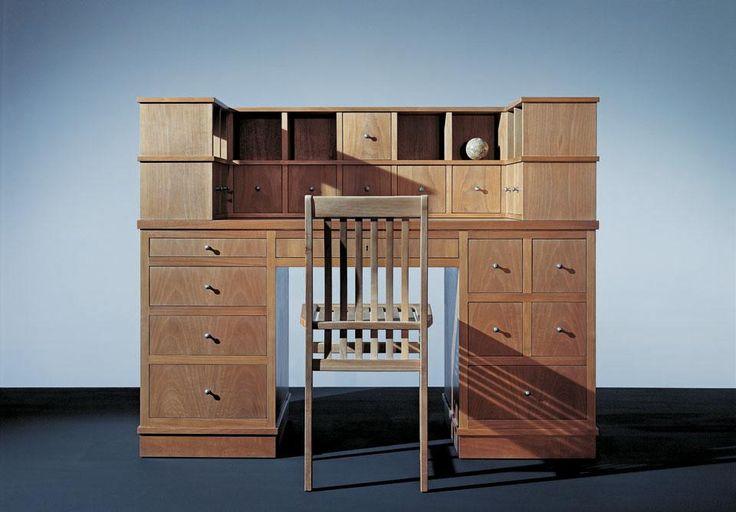 Papyro desk Aldo Rossi