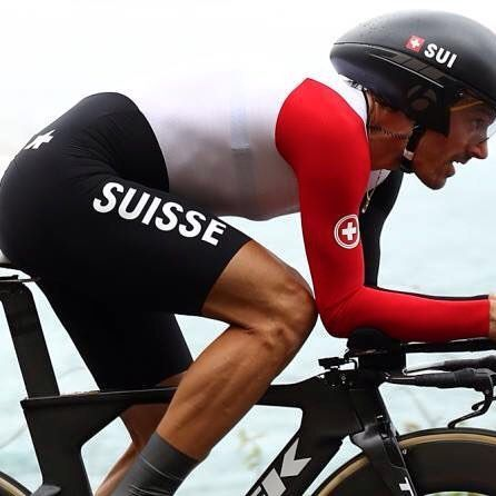 Fabian Cancellara wins the Gold Medal ITT Rio 2016