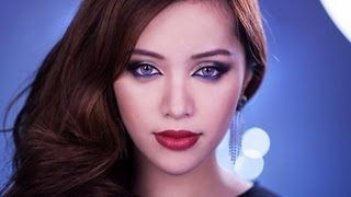 Michelle Phan (@MichellePhan), a YouTube beauty guru with over 3 million subscribers!