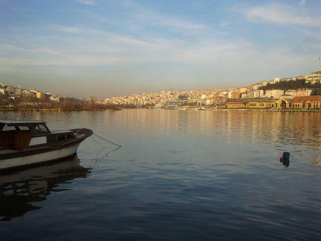 istanbul, de gouden hoorn