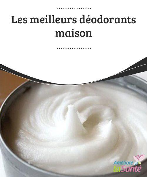 Les meilleurs #déodorants maison   Les mauvaises #odeurs sous les aisselles sont un #problème que nous connaissons tous, et qui est dû à une #transpiration excessive.