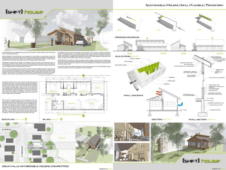 Architecture Design Presentation i like the sheet layout here | architectural models