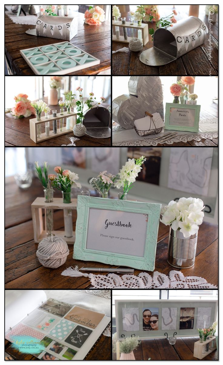Wedding Details The Smaller Things Photo Albums Centre Pieces Love Hope Happiness