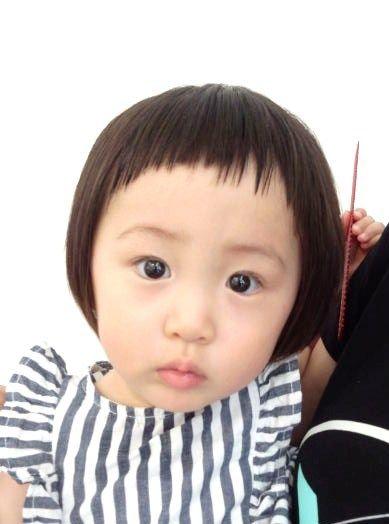 ベビーBOB | 浦安・行徳の美容室 TIARE hair resortのキッズヘアスタイル | Rasysa(らしさ)