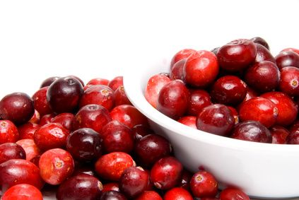 Americké brusinky (Cranberries)