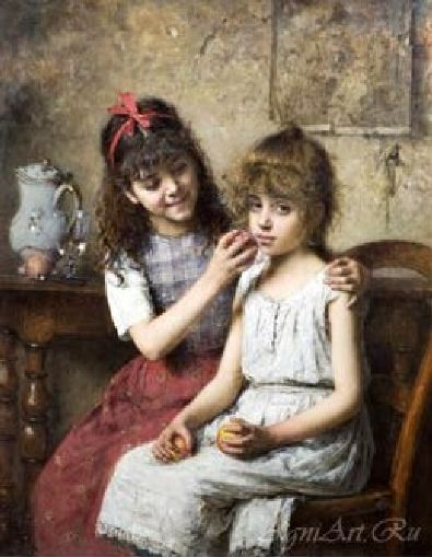 A. Harlamoff -  Friends