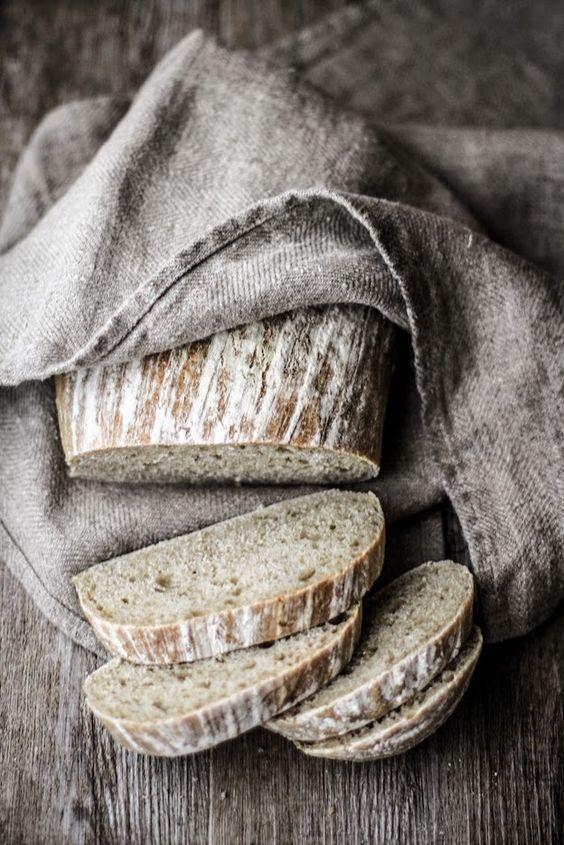 Pane con farina di grano arso, by Vanigliacooking