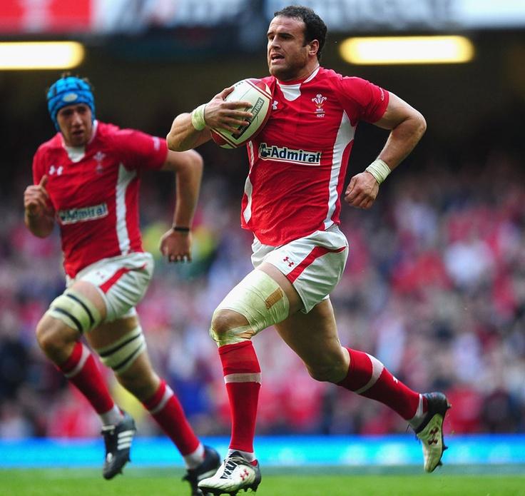 Wales - Jamie Roberts