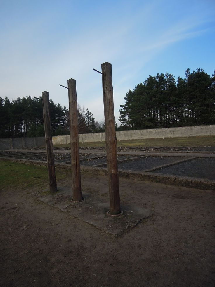 Life's Adventures: Sachenhausen Concentration Camp