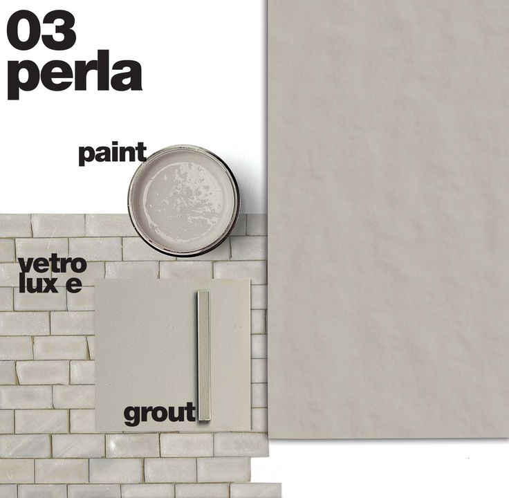 NEUTRA 6.0 - A new version of the series that has marked the origin of the Casamood brand. After a successful decade Neutra has expanded its family to become an increasingly evolved container. The palette is enriched with vibrant colours and oversized formats, coordinated stucco and painting enrich the proposed total look. #perla #pearl #gray #colourpalette #glass #mosaics