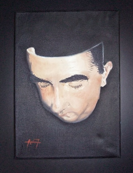 mask -autoretrato
