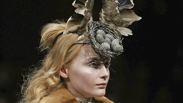 Alexander McQueen became fashion's enfant terrible in 1992 when the then 21-year-old debuted his own line, and he continued to dazzle with out-of-this-world h