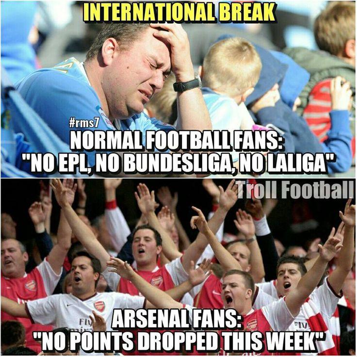 Tag an Arsenal fan