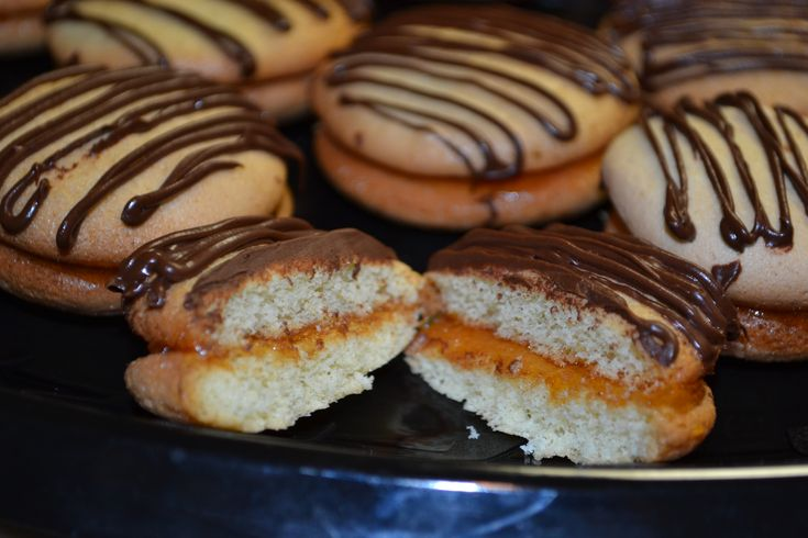 Бисквитное печенье с апельсиновым ароматом рецепт с фотографиями