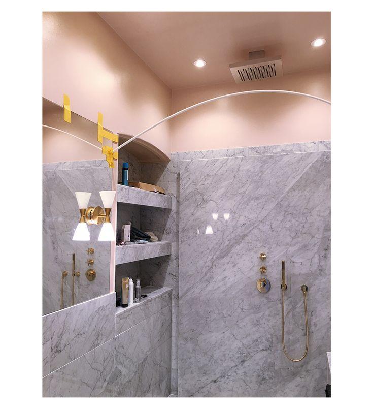 Renovering Badrum: Spegeln