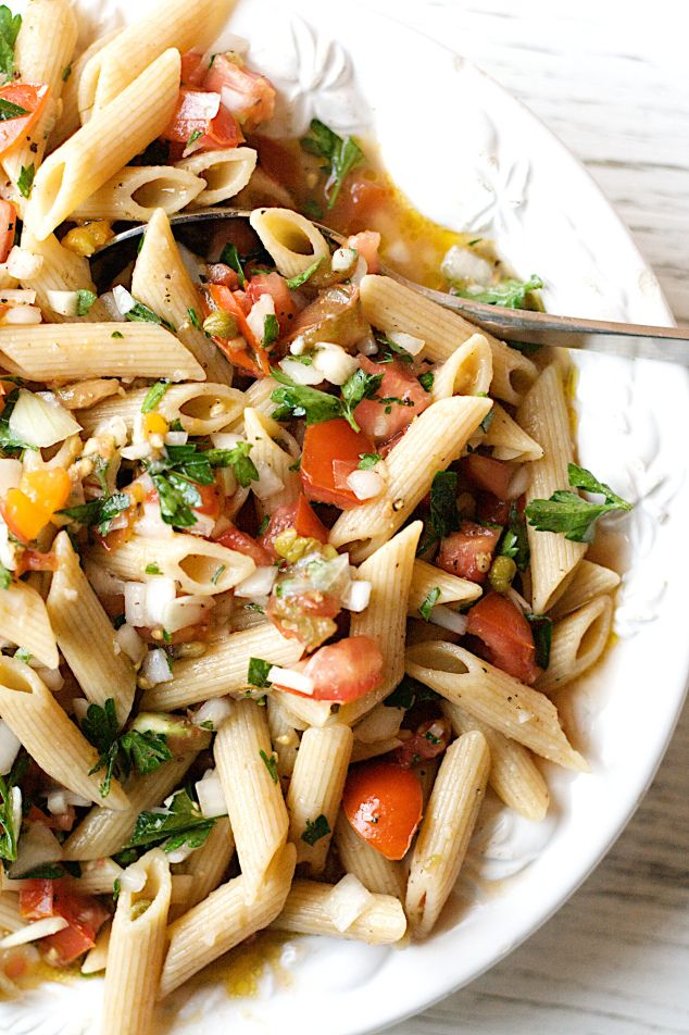 10 saladas e deliciosas receitas de massas