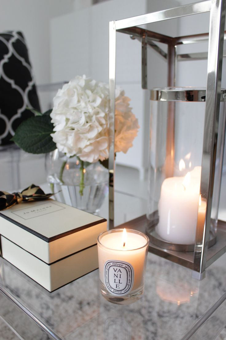 """Diptyque scented candle """"Vanille"""""""