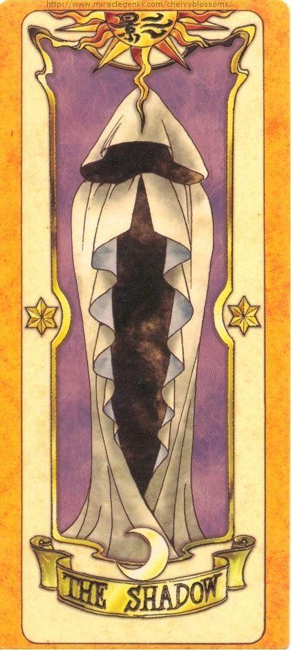 Clow Card ~ The Shadow
