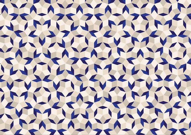 15 best Penrose Tiling images on Pinterest | Penrose ...