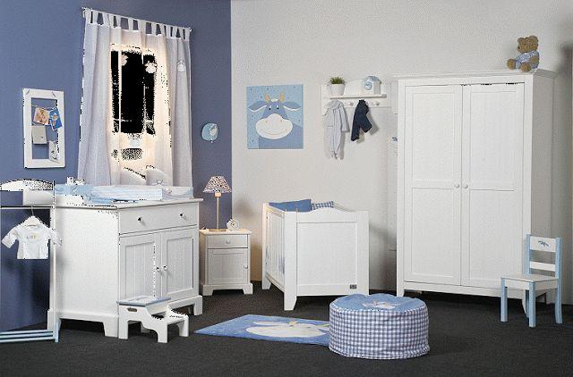 décoration chambre bébé garcon