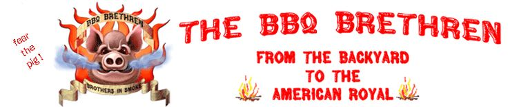 Welcome to The BBQ Brethren. An Online community dedicated to the art of Low and slow. Look here first to see who we are and how we do things.