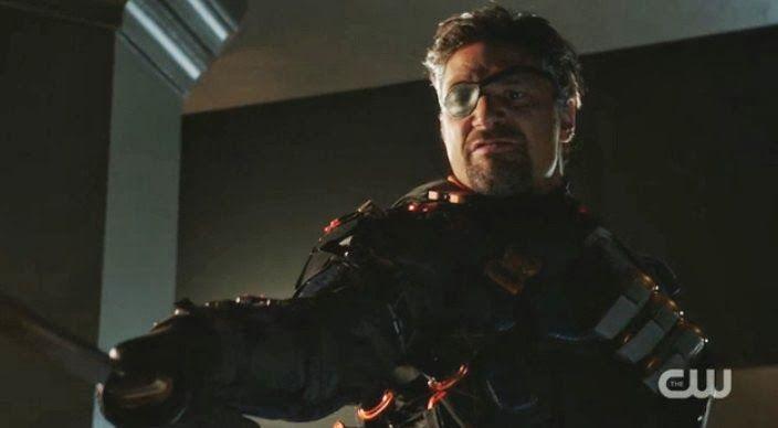 Arrow - Badass Deathstroke! | Movies / TV Shows | Pinterest
