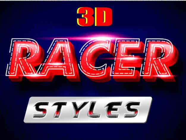 أهم حقيبة استايلات فوتوشوب 3d جديدة للمصممين المحترفين Style Photoshop 3d Neon Signs Photoshop Style