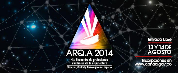 CPNAA- ACDI ASOCIACIÓN COLOMBIANA DE DISEÑADORES DE INTERIORES  ARQ.A 2014