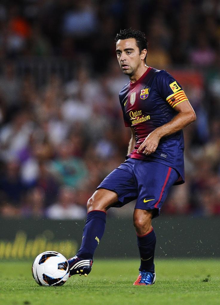 Xavi Hernandez. mi jugador de futbol favorito. muy fan de el ;-)