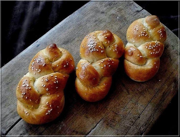 Limara péksége: Cseh zsemlék maradék krumplipürével