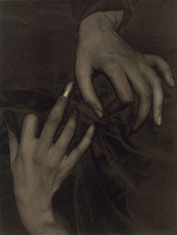 Hands and Thimble - Georgia O'Keeffe  1920. By Alfred Stieglitz.Lomography Magazines, Okeefe Hands, Stieglitz Hands And Thimble, Georgia O' Keeffe, 1920, Mesmerize Photography, Alfred Stieglitz, Georgia Okeeffe, Georgia Okeefe