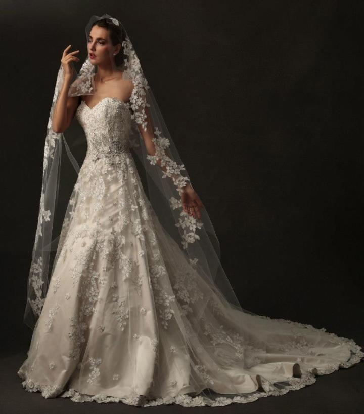 Wedding Dress: Eve of Milady