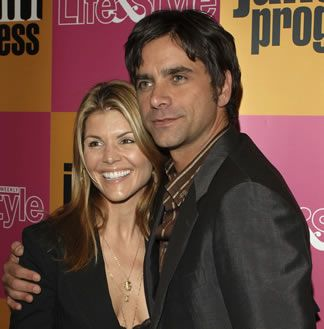 "How different would the world be if John Stamos had married his ""Full House"" TV wife, Lori Loughlin? According to Stamos, she may be ""the one that got away."""