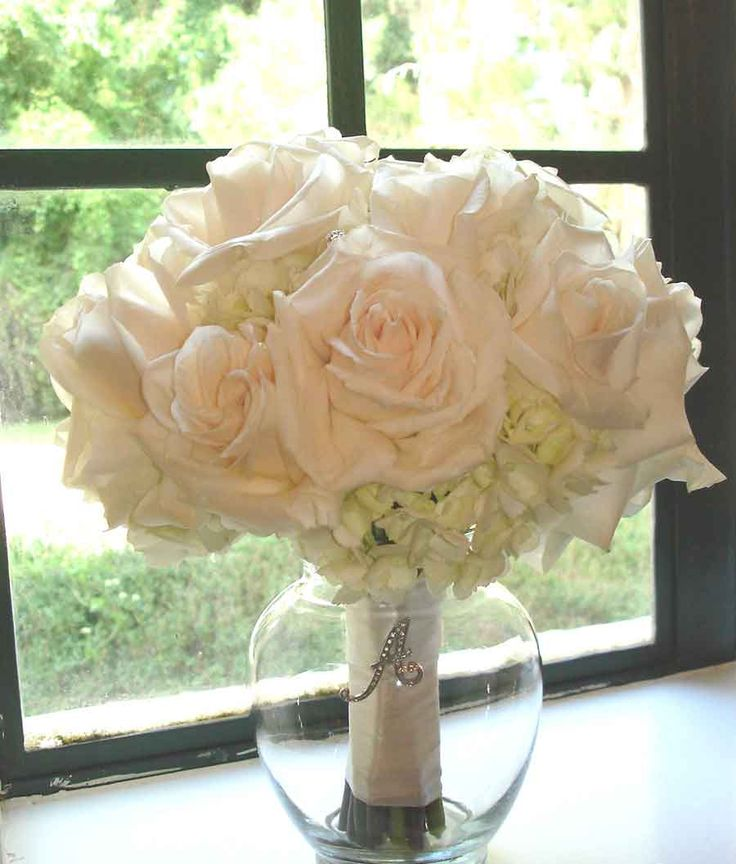 white rose bridal bouquets | white rose wedding bouquet 3 | Best Flower Pictures, Photos, and ...