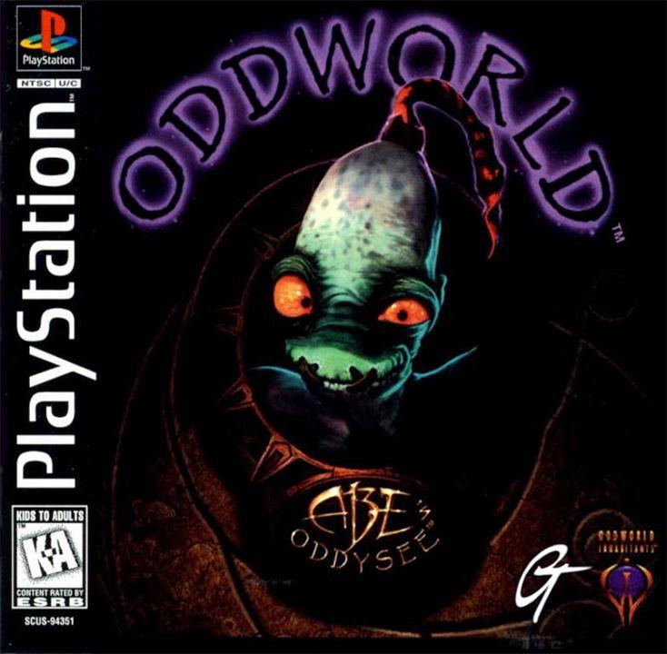 20th Anniversary: Oddworld: Abe's Oddysee by Oddworld Inhabitants #gaming #games #gamer #videogame #video #game #gamers #Retrogame #retrogamer #retrogames #retrogaming