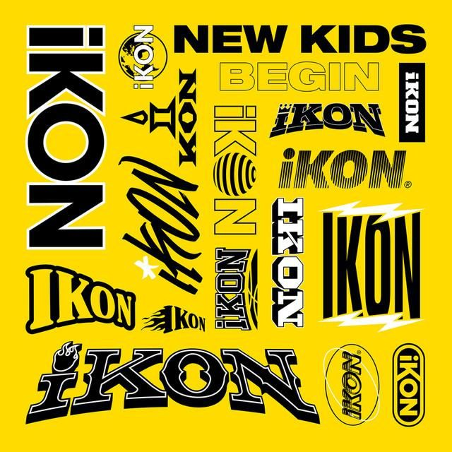 iKON - NEW KIDS: Begin Despite the title, this EP is far from being a debut: it's a return, a comeback of one of the most highly anticipated groups of this generation of H...