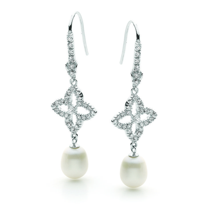 Earrings - PEARL