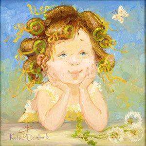 Екатерина Дудник, Kate Dudnik, детские иллюстрации