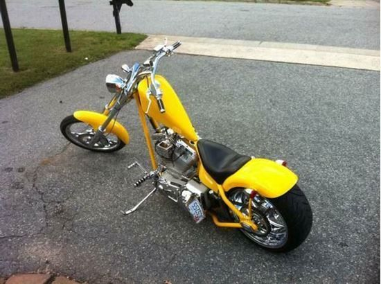 Find Chopper bikes and dual purpose motorcycles for sale straight from the owner. Click here to see photos and prices of bikes. Choppers For Sale strives to construct the best custom made bikes, customized choppers, dream bikes and custom motorcycles in USA by guaranteeing a powerful product. We offer the whole selection of custom motorcycle building alternatives and modify bikes in USA. Search our database to find stalk choppers from the industry's leading manufacturers.