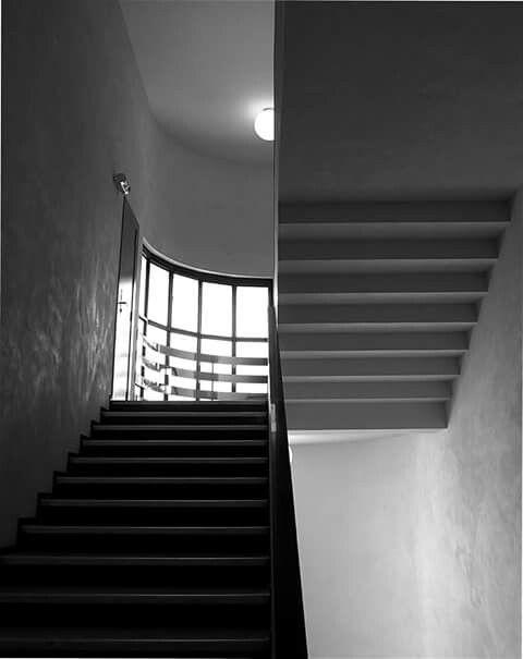 Escalier -Villa Cavrois