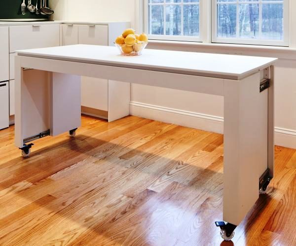 kitchen trolley table