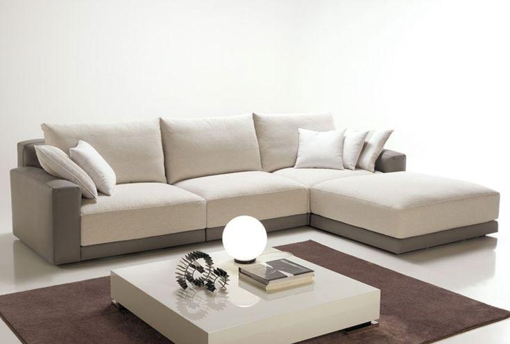 Mas de imagens sobre sala de estar no pinterest madeira led e tvs Modelos de sofas para salas