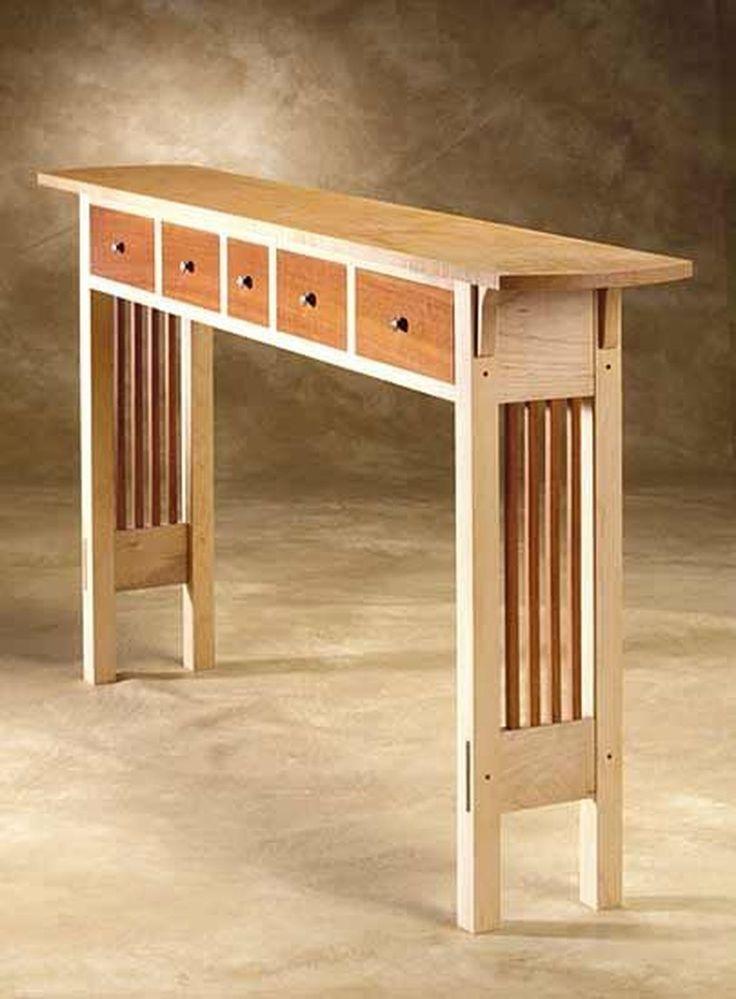 20+ Creative DIY And Cheap Sofa Table Design Ideas ...