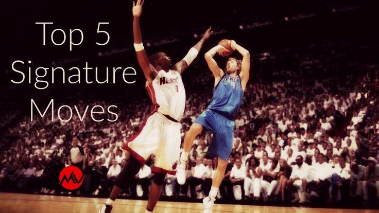 Top 5 NBA Signature Moves