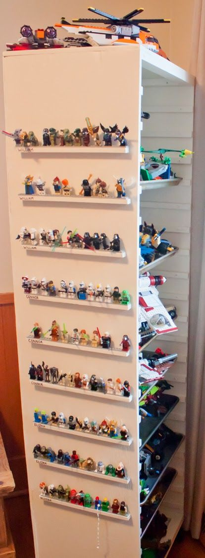 With three boys, I've been battling an ever-creeping LEGO problem for several years now. I've looked for storage solutions online, at LEGO s...