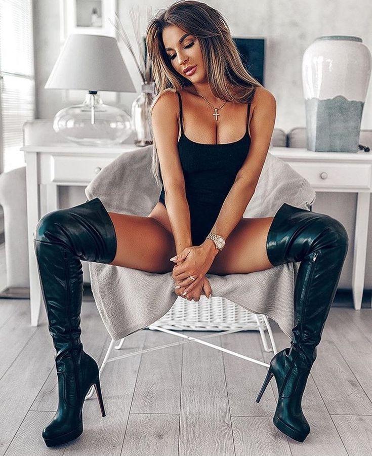 Wholesale sexy girl heel boots