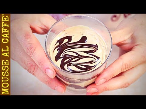 MOUSSE AL CAFFE FATTA IN CASA DA BENEDETTA - Homemade Coffee Mousse Recipe | Fatto in casa da Benedetta