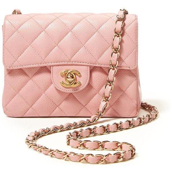 Chanel Väskor Vintage : Luxe vintage finds chanel caviar half flap mini handbag